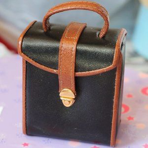 👽3 FOR $25👽 vintage jewelry black travel case